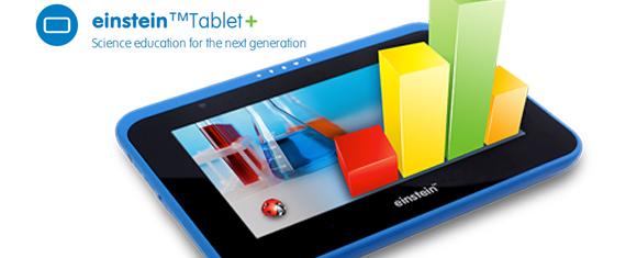 einstein tablet +