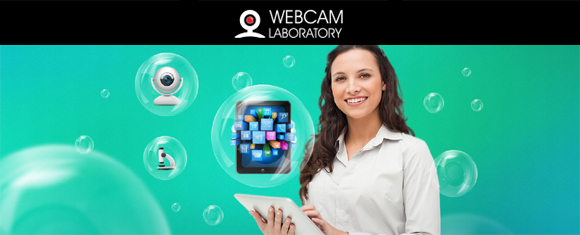 Webcam-Laboratory