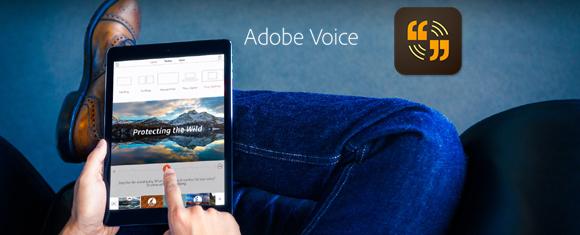 Adobe Voice
