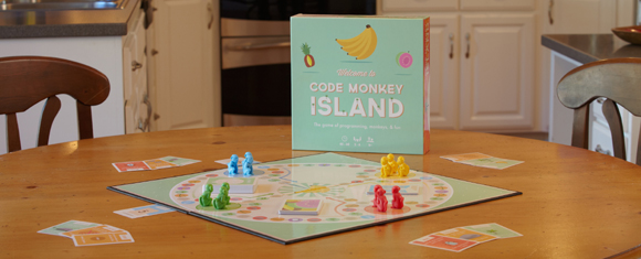ode Monkey Island